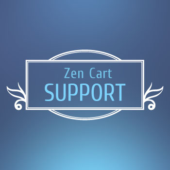 Zen Cart Support