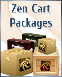 Zen Cart Development Packages